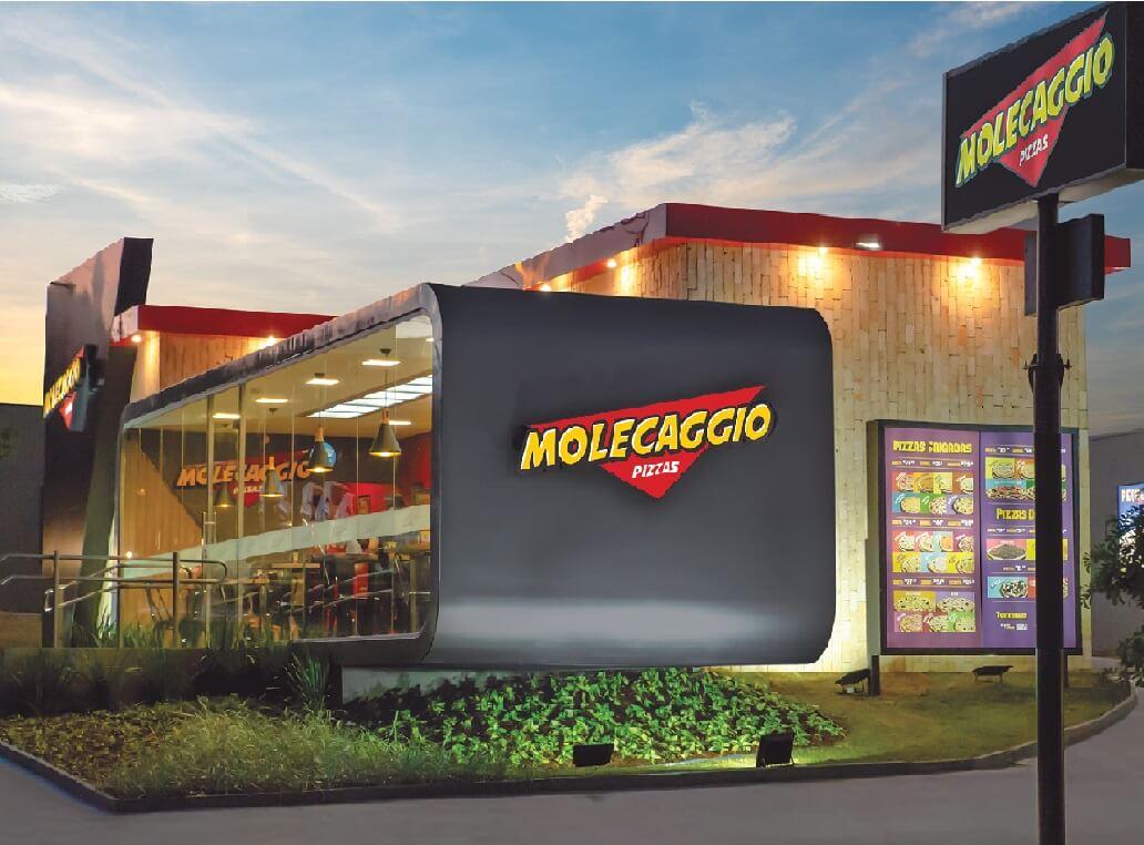 Franquia de alimentação: veja por que investir na Molecaggio Pizzas